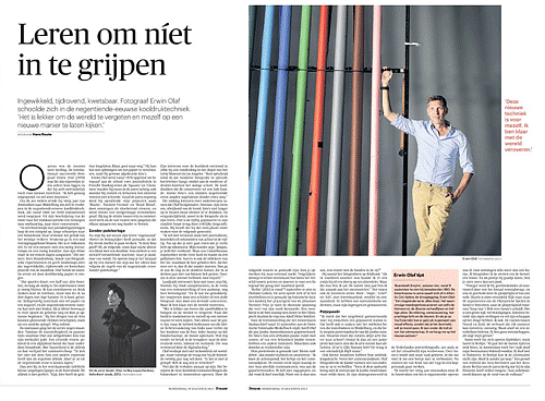 interview erwin olaf trouw
